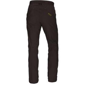 Ocun Mánia Pants Men Brown/Yellow